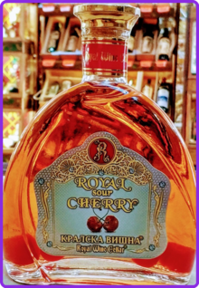 ROYAL sour CHERRY